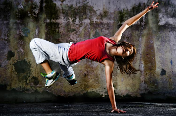 Breakdancing for your brand