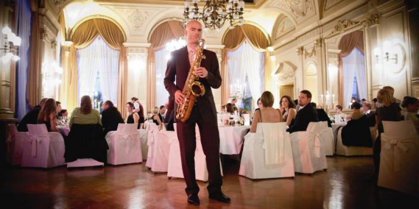 Interview mit Saxophonist Sebastian Lilienthal