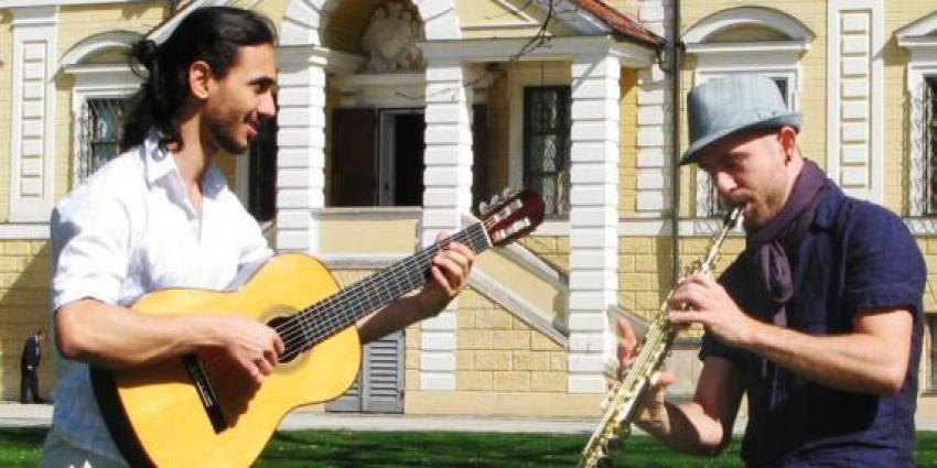 Interview mit dem Jazz-Duo Marcio Schuster & Paulo Vinicius