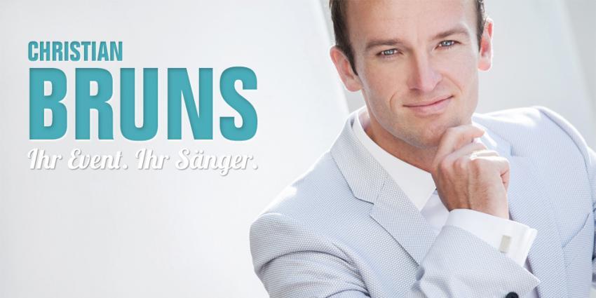 Interview mit dem Sänger Christian Bruns