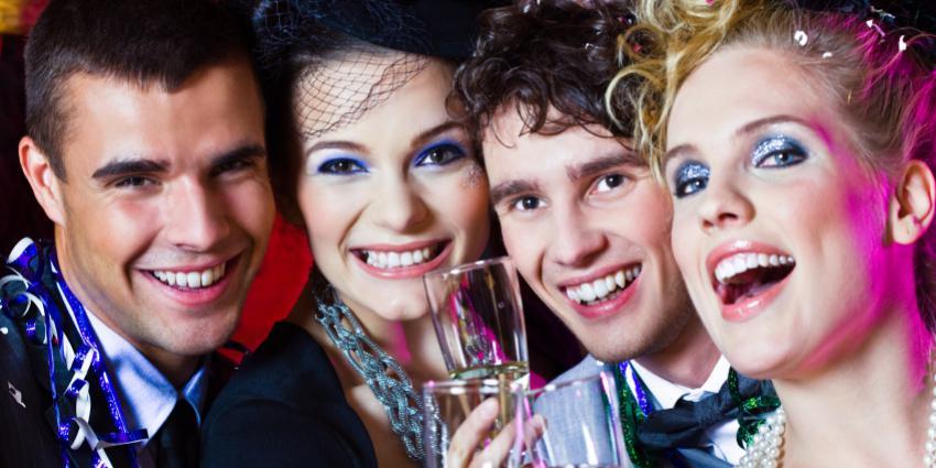 Karneval, Fasching & Fastnacht - private Feier zuhause