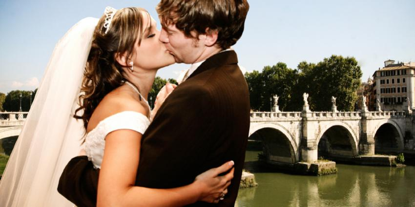 Hochzeit auf Italienisch