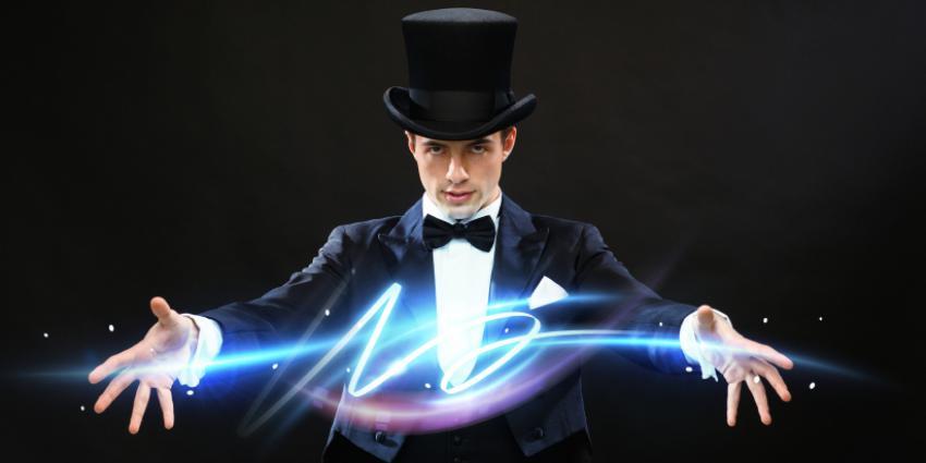 Zaubershow bei der Firmenfeier