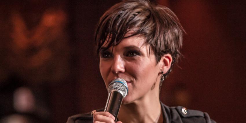 Interview mit der Sängerin Jenny Palm.