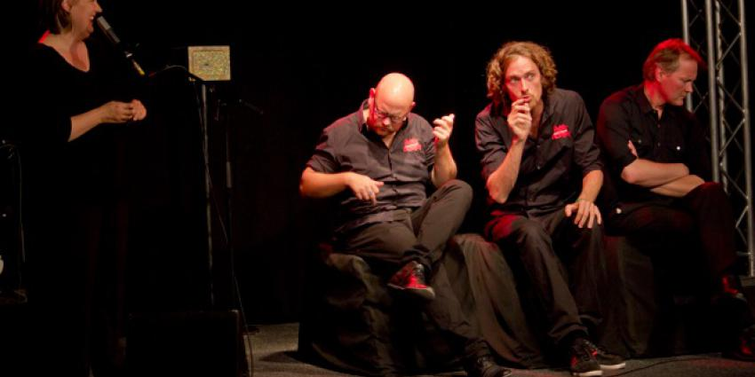 Improvisationstheater für Firmenevent