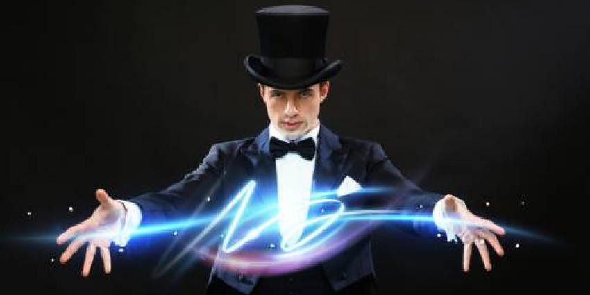 Zauberei Firmenfeier