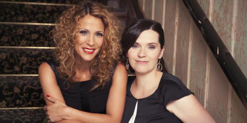 Interview mit dem Chanson-Duo Pariser Flair