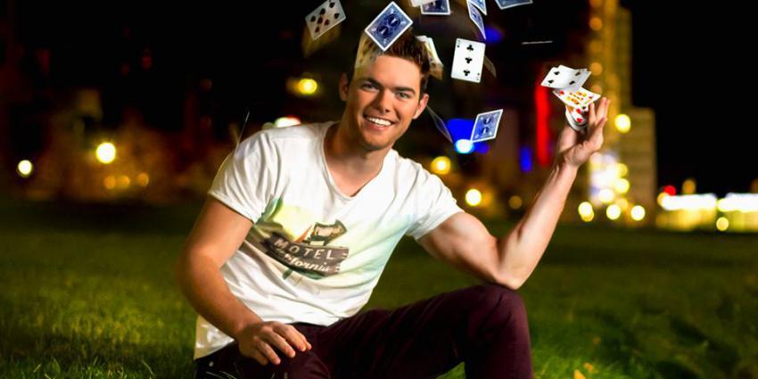 Interview mit dem Zauberer Ben David.