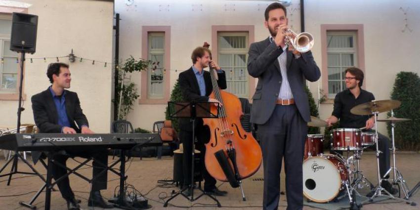 Interview mit der Dinnerband noble jazz.