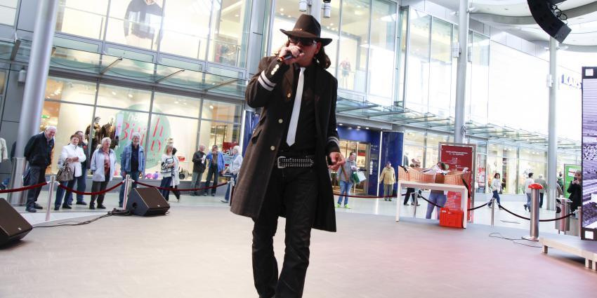 Interview mit dem Udo Lindenberg Double Andy