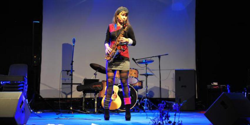 Interview mit der Saxophonistin Celia Baron