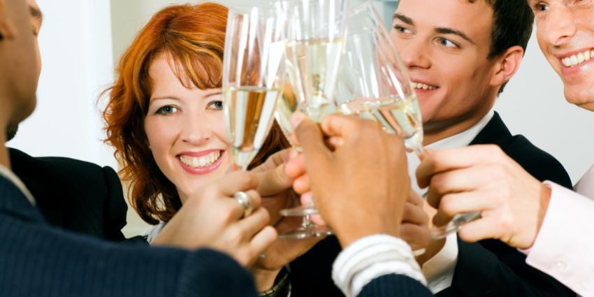 Firmenjubiläum feiern