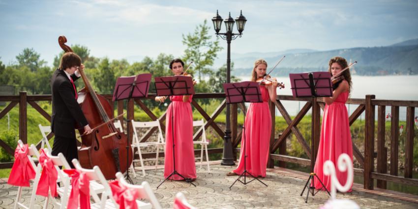 Klassische Hochzeitsmusik