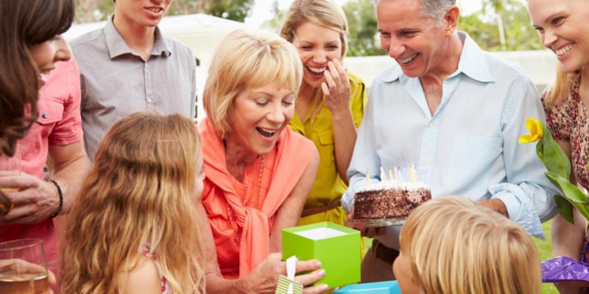 50. Geburtstag - so wird das halbe Jahrhundert gebührend gefeiert