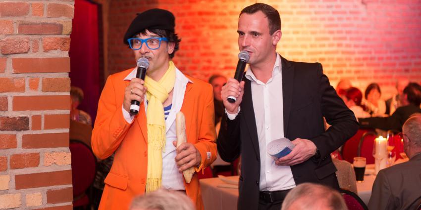 """Interview mit den Moderatoren und Entertainern """"Die Verbalisten"""""""