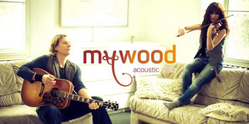 Interview mit dem Rockduo mywood