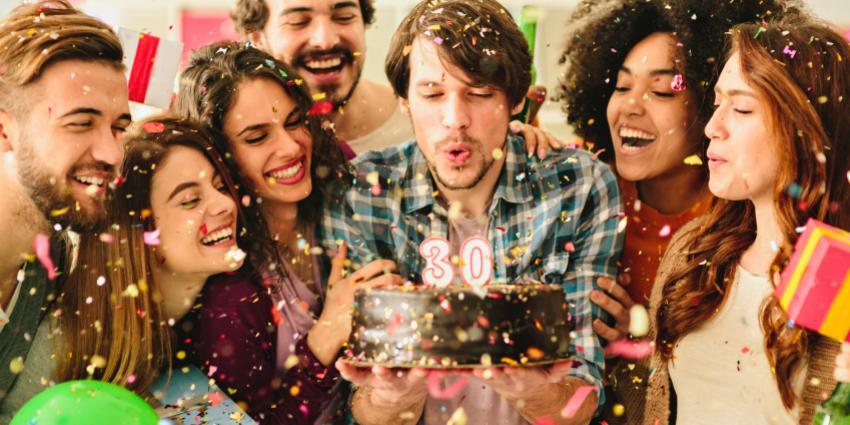 Der 30. Geburtstag: Ein runder Grund zum Feiern