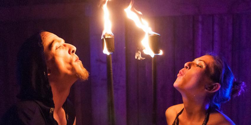 Interview mit dem Feuerduo Firesail