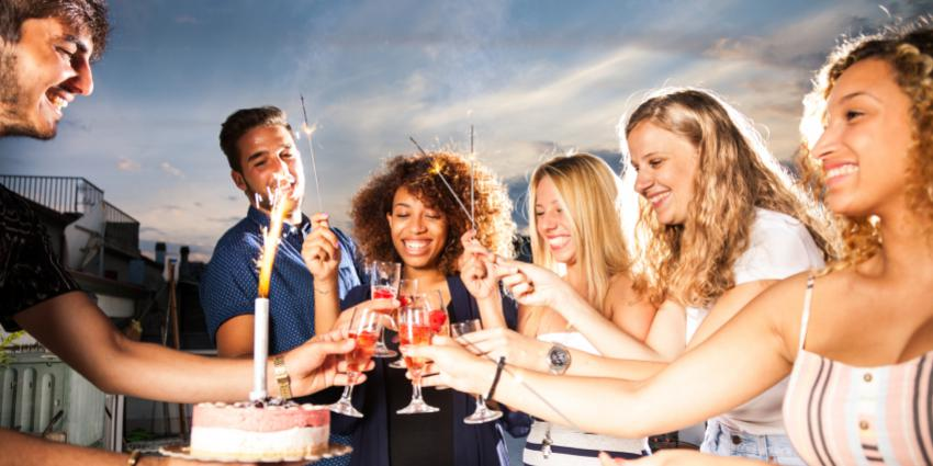 Berühmt 5 Gründe, den 20. Geburtstag groß zu feiern | eventpeppers @BN_05