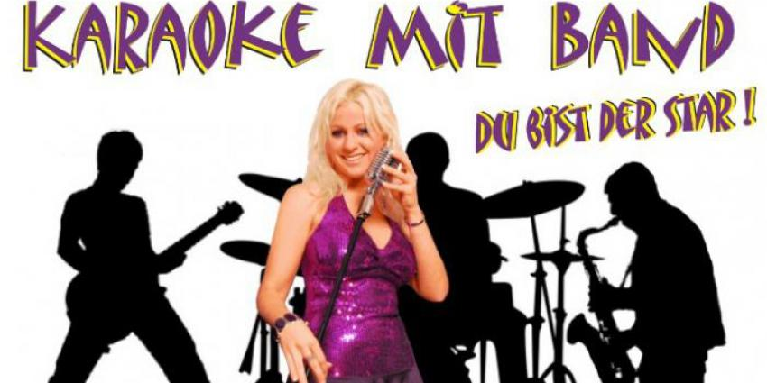 Interview mit KARAOKE MIT BAND - Du bist der Star!
