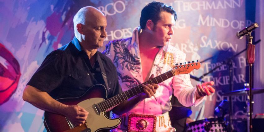 "Interview mit dem Elvis Double ""Andy King"""
