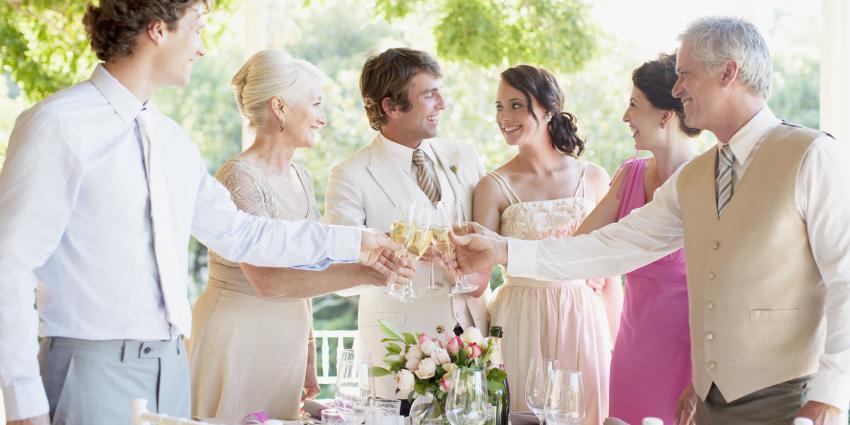 Weniger ist mehr: Heiraten im kleinen Kreis