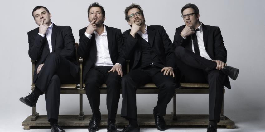 """Interview mit der Comedy A-Cappella-Gruppe """"maenner ohne nerven"""""""