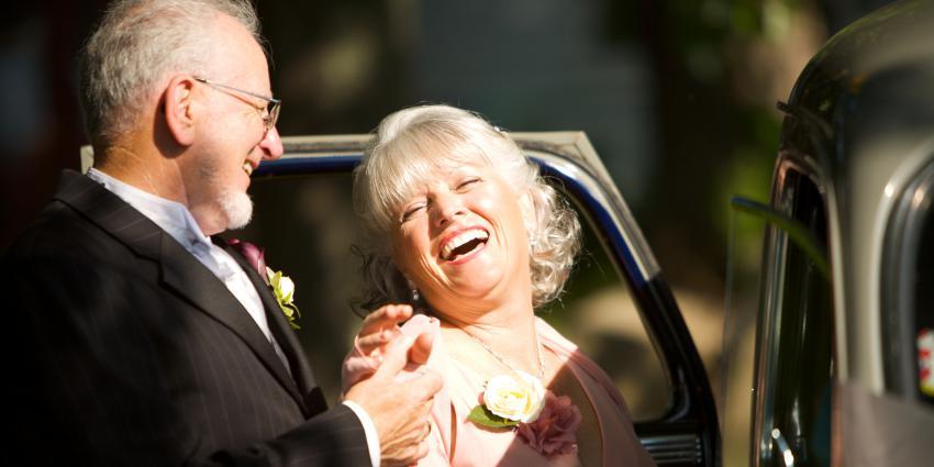 Zweite Hochzeit