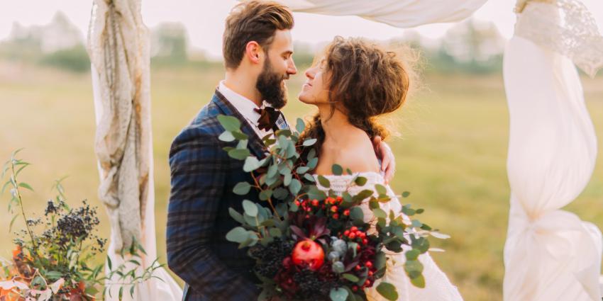 Heiraten im Herbst: Bunte Tipps für die perfekte Herbsthochzeit