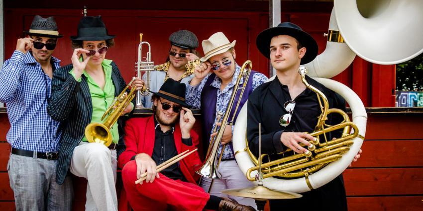 Interview mit Brazzo Brazzone & The World Brass Ensemble