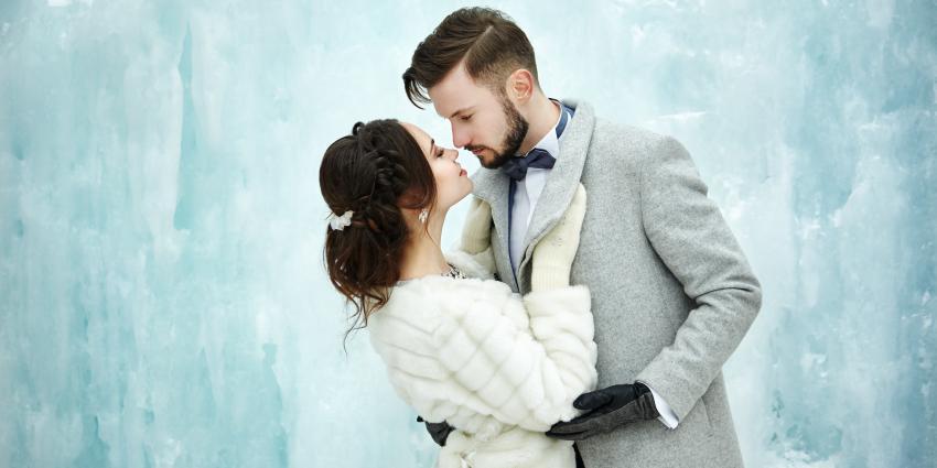 Fünf Gründe, warum Heiraten im Winter besser ist