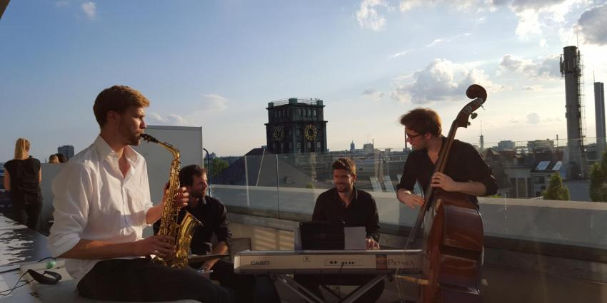 Künstler der Woche Goethe Street Quartet