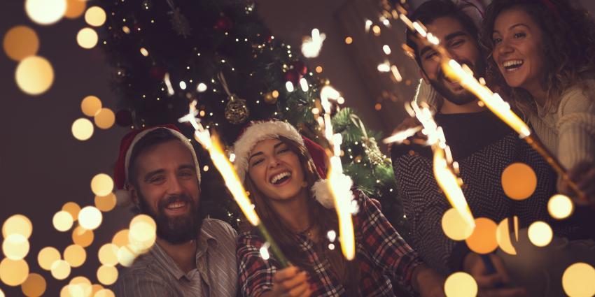 Silvester feiern