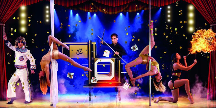 Künstler der Woche: Pole Dance & Magic Varieté Show