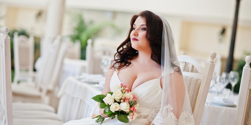 Hochzeitskleider für dicke Frauen