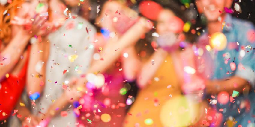 Polterabend Party feiern