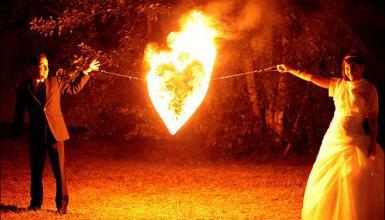 Interview mit Feuergöttin und Burning George