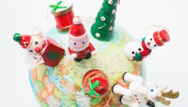 Weihnachten in anderen Kulturen