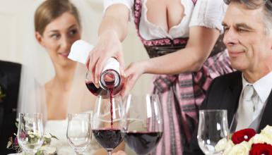 Zünftig heiraten: Tipps für die bayerische Hochzeit