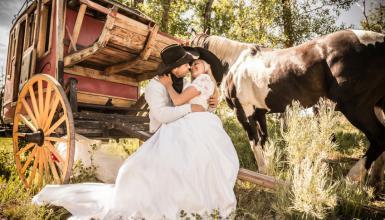 An American Dream: Amerikanische Hochzeit mit Hollywood-Faktor