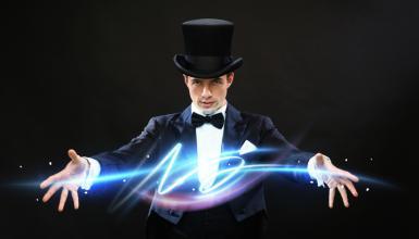 Zauberei bei Firmenfeiern – Ein magisches Fest Teil 1