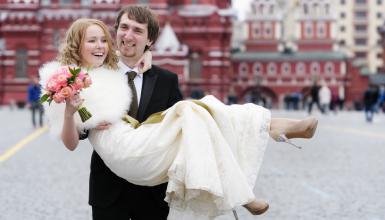 Russische Hochzeit in Deutschland – So gelingt das deutsch-russische Fest