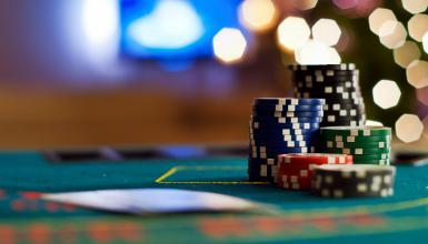 Casino Night: Weihnachtsfeier mit Spiel