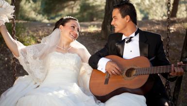 Moderne Hochzeitslieder: Der Trend 2015
