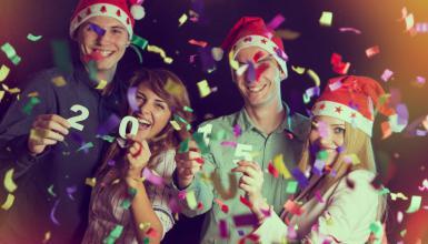 Silvester: Ideen für die private Party
