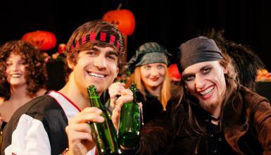 Halloween Party: Ideen für den Gruselspaß