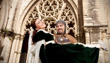 Mittelalter Hochzeit - Heiraten mit Minnegesang, Met und mehr!