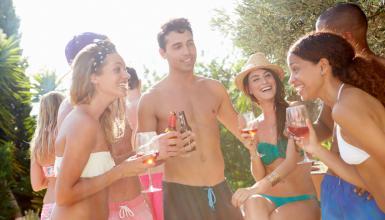 Die private Pool Party - der feuchtfröhliche Sommerhit