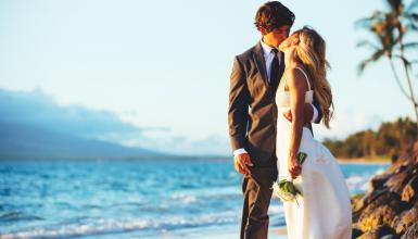 Heiraten am Strand: Traumhafte Atmosphäre für Ihr Ja-Wort