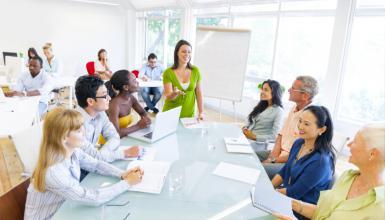 Teambuilding Workshop: Spiele und Ideen
